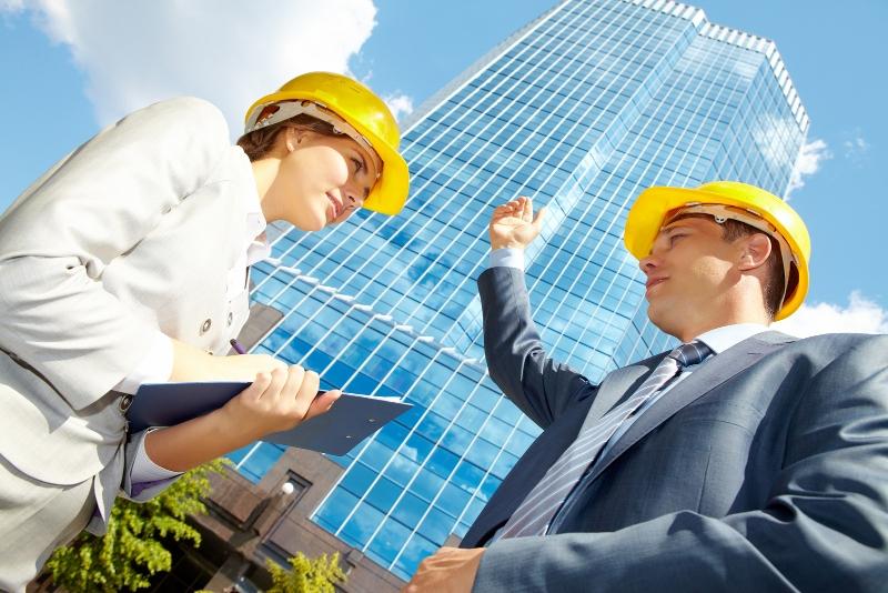 организации в сфере строительства